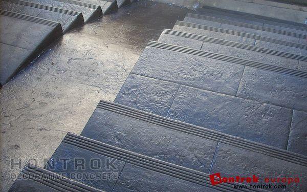 Escaleras de hormigon interesting en cambio con las - Escaleras de hormigon armado visto ...